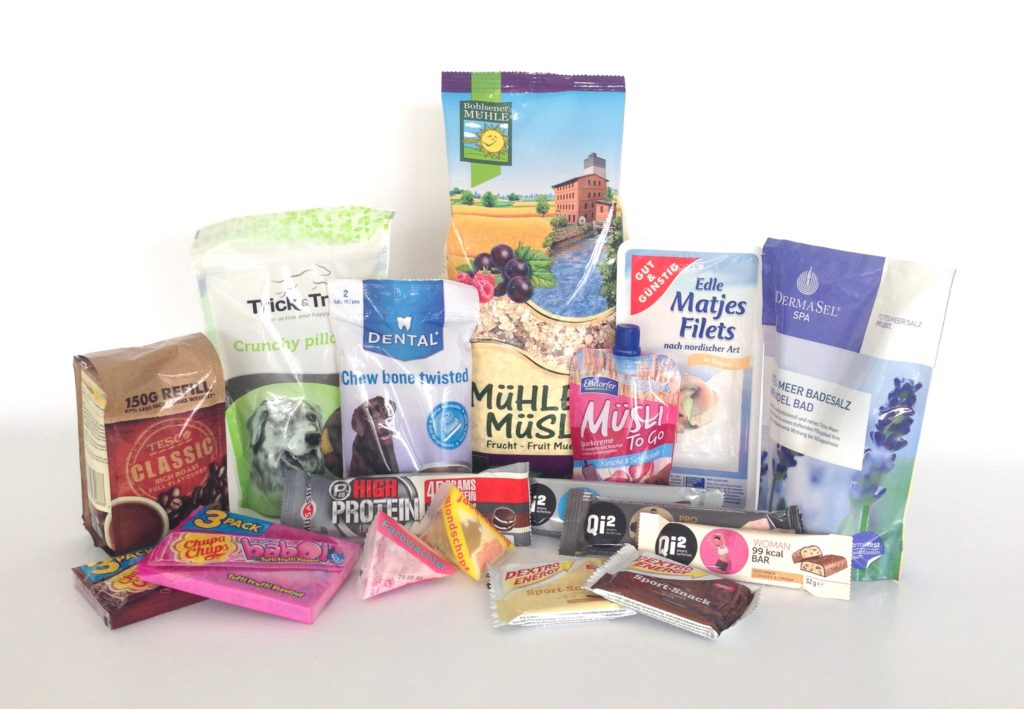 Flexible packaging by Folienprint